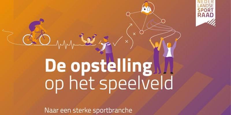 Nederlandse Sportraad: maak sport een publieke voorziening