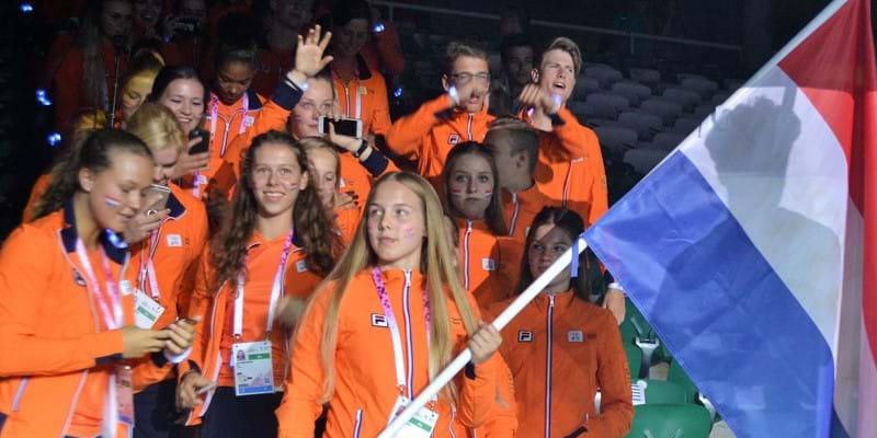Jeugd Olympische Spelen en Europees Jeugd Olympisch Festival