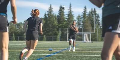 Kabinet biedt jongvolwassenen ruimte om buiten te sporten