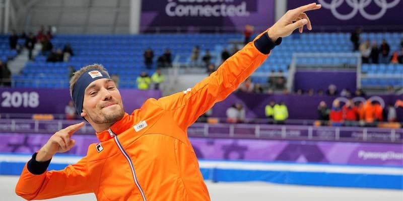 De gouden olympische medailles van Nederland