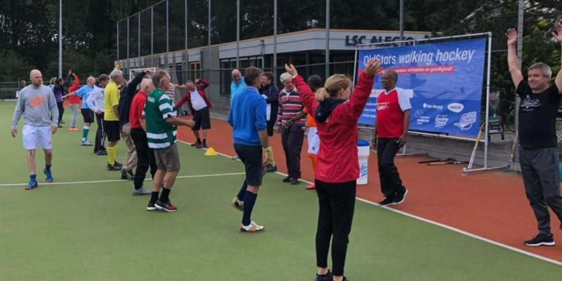 Hockeyvereniging Alecto bouwt maatschappelijke positie uit