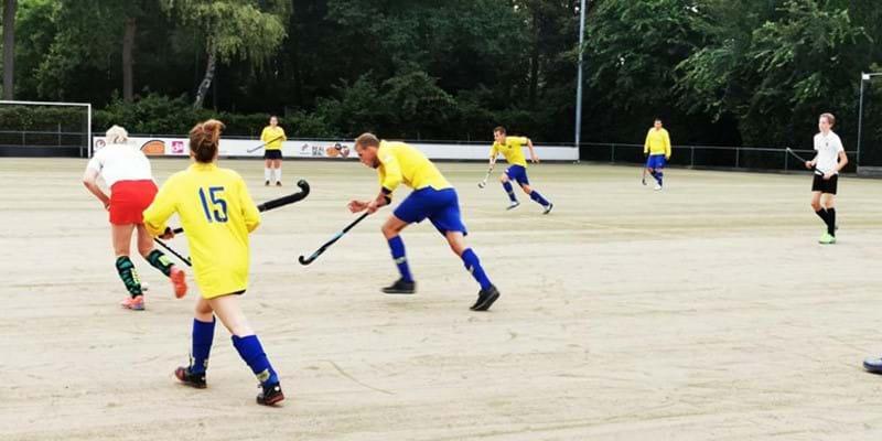 Sportwereld tegen corona: Flexhockey maakt door corona een versnelling door