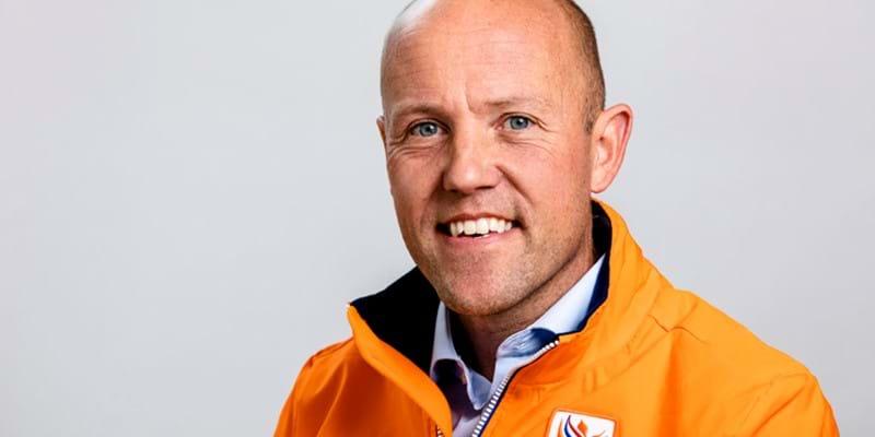 Chef de mission Carl Verheijen telt af naar Beijing: Nu in de luwte, straks met TeamNL toeslaan