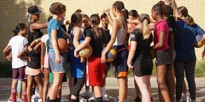 3x3 Unites zet zich in voor meer vrouwen in de sport