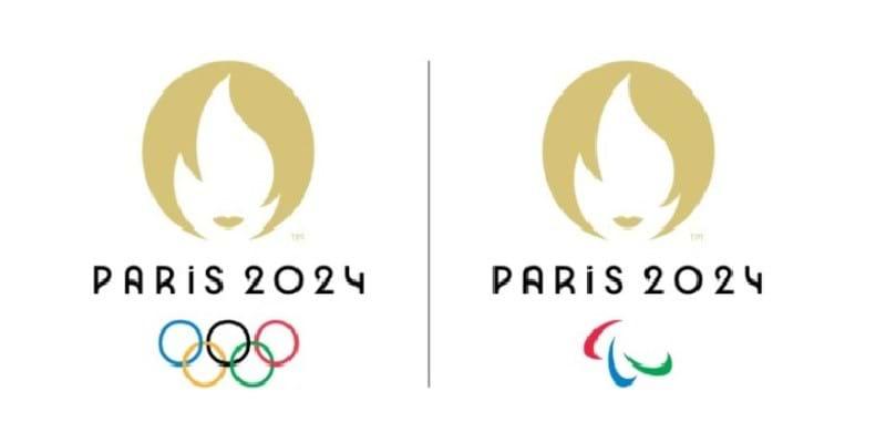 Parijs presenteert logo Spelen 2024