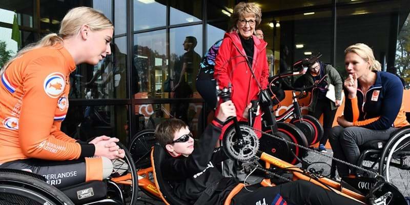 Paralympische Talentdag