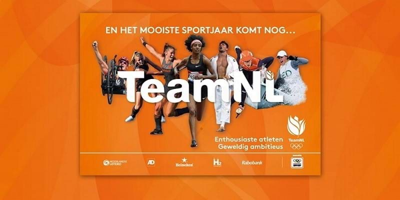 Nieuwe TeamNL-campagne is live