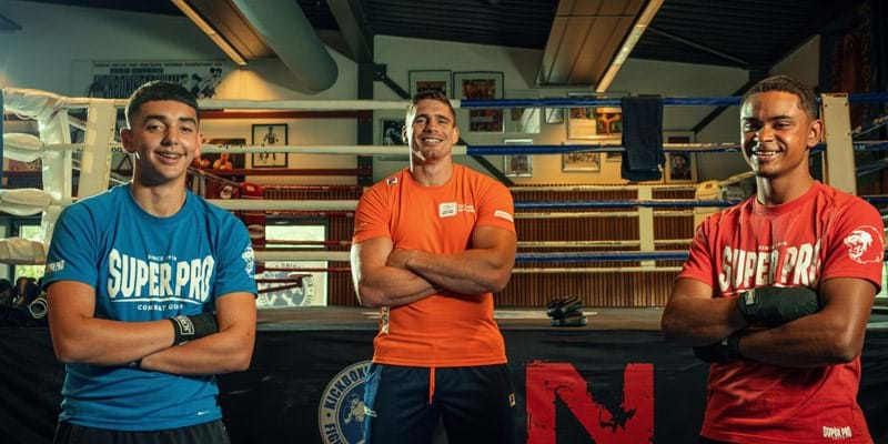 Nederland in het teken van sport en bewegen