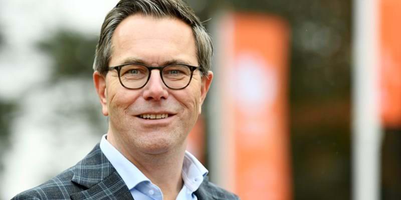 Marc van den Tweel opvolger Gerard Dielessen algemeen directeur nocnsf