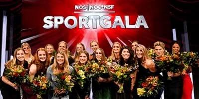 NOS | NOC*NSF Sportgala op 22 december