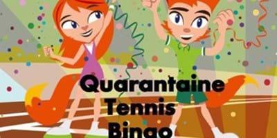 Sportwereld tegen corona: Hoe TopServe je uitdaagt om thuis te blijven tennissen
