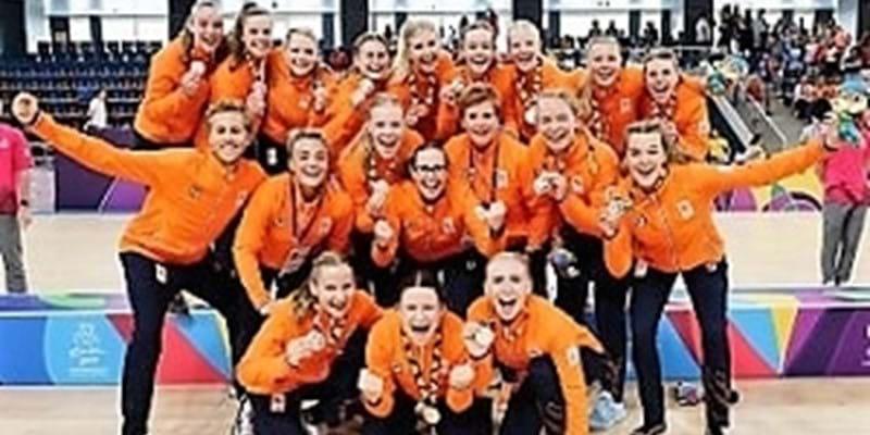 Nederlandse medaillewinaars zomer EYOF