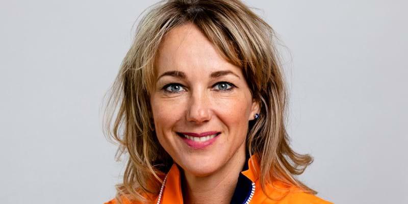 Marianne Timmer plaatsvervangend chef de mission Paralympische Spelen