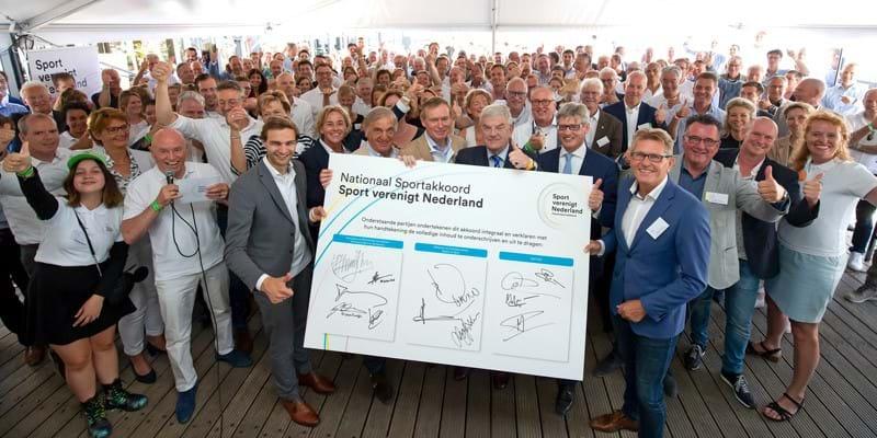 Sportakkoord: Sport verenigt Nederland