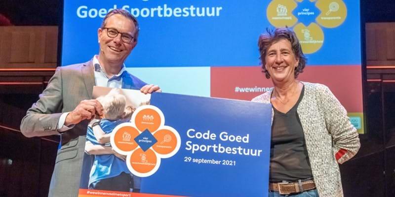 Herziene Code Goed Sportbestuur gelanceerd