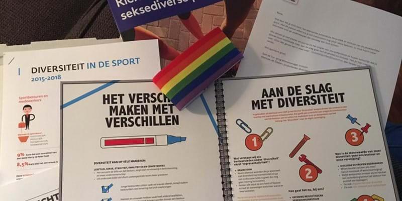 Diversiteit in de sport start met aandacht en educatie