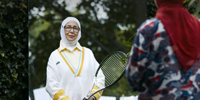 Lancering campagne Welkom in de sport