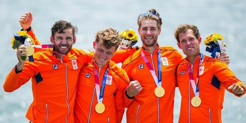 Nederlandse medailles op de Olympische Spelen