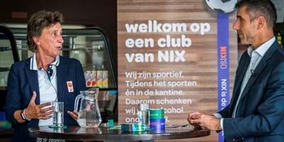 'NIX18, wel zo sportief' steunt kantinepersoneel bij naleven alcoholverbod jongeren