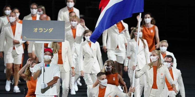 Gretig TeamNL is klaar voor de Paralympische Spelen in Tokio