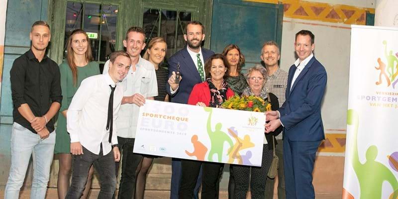 Gorinchem Sportgemeente van het jaar