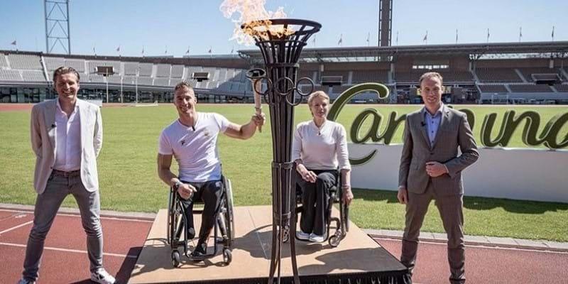 Campina met Olympisch én Paralympisch TeamNL mee naar Tokio