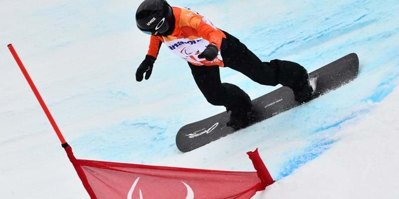 Paralympische Winter Spelen van Beijing 2022