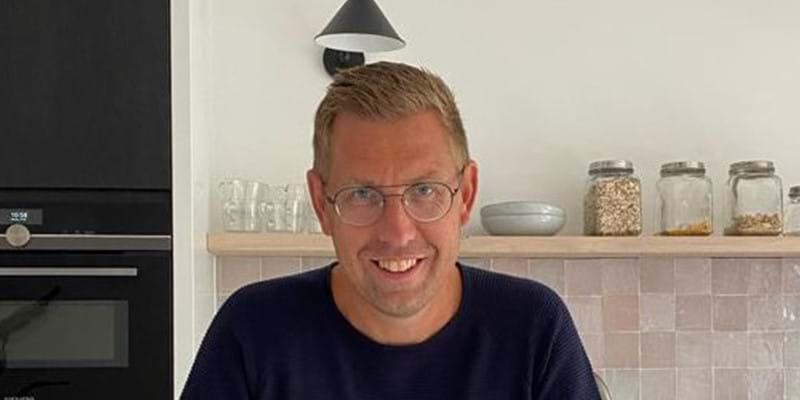 Martijn Kabbes accountmanager P&C bij NOCNSF