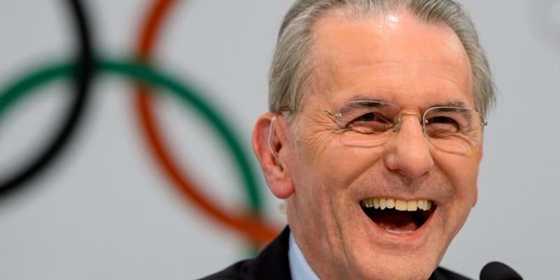 Jacques Rogge: aimabel, onkreukbaar en met fair play in al zijn haarvaten