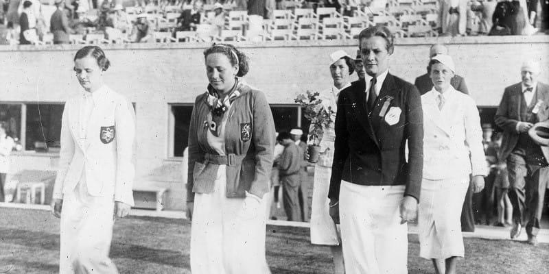 Olympische Spelen van Berlijn 1936