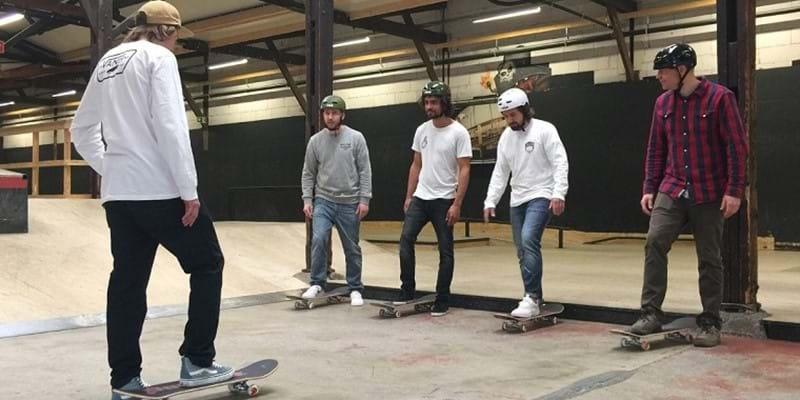 Opleiding Trainer-coach Skateboarden niveau 3 vastgesteld: 'De eigenheid en creativiteit blijft bewaard'