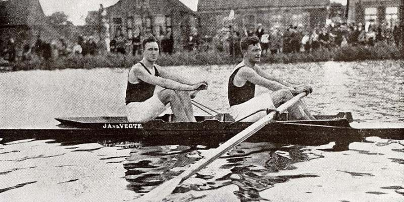 Willy Rösingh en Teun Beijnen