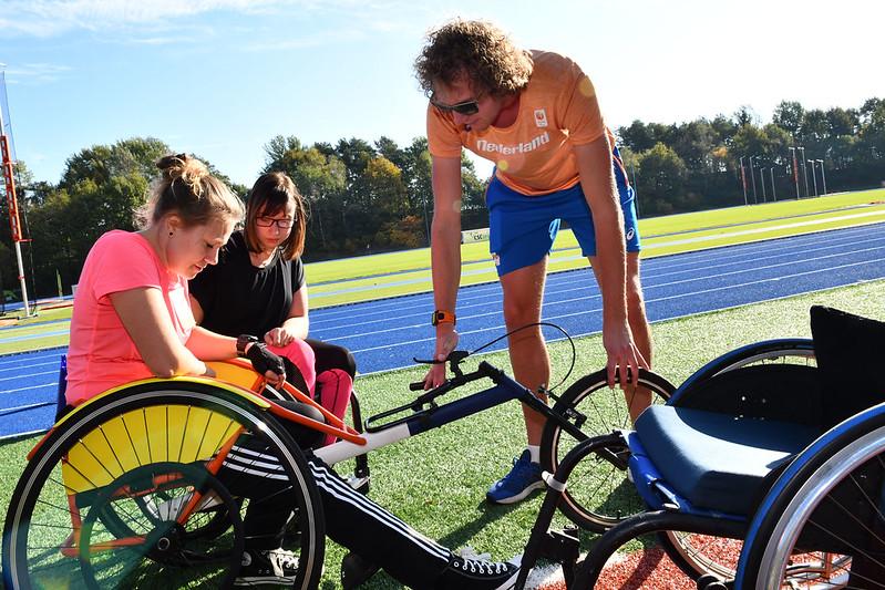 Gezocht: Paralympisch Talent!