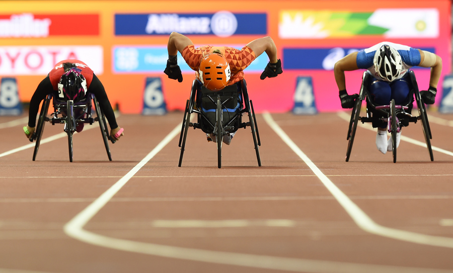 Paralympic TeamNL Fonds