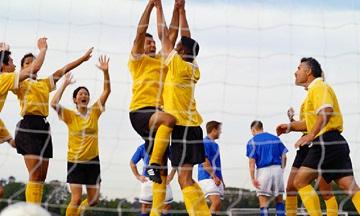 Sporters gelukkiger in het leven dan niet sporters
