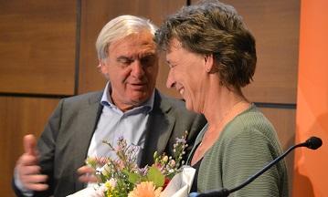 Anneke van Zanen enige kandidaat voorzitter NOC*NSF