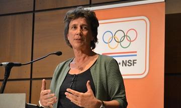 Anneke van Zanen–Nieberg voorgedragen als nieuwe voorzitter NOC*NSF