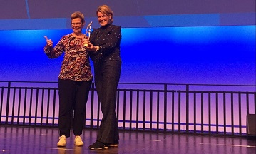 Fotografe Mathilde Dusol wint Paralympic Sports and Media Award
