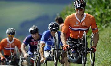 Vierde Paralympic Experience Day groot succes