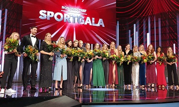 Sportgala 2019: sportprijzen uitgereikt