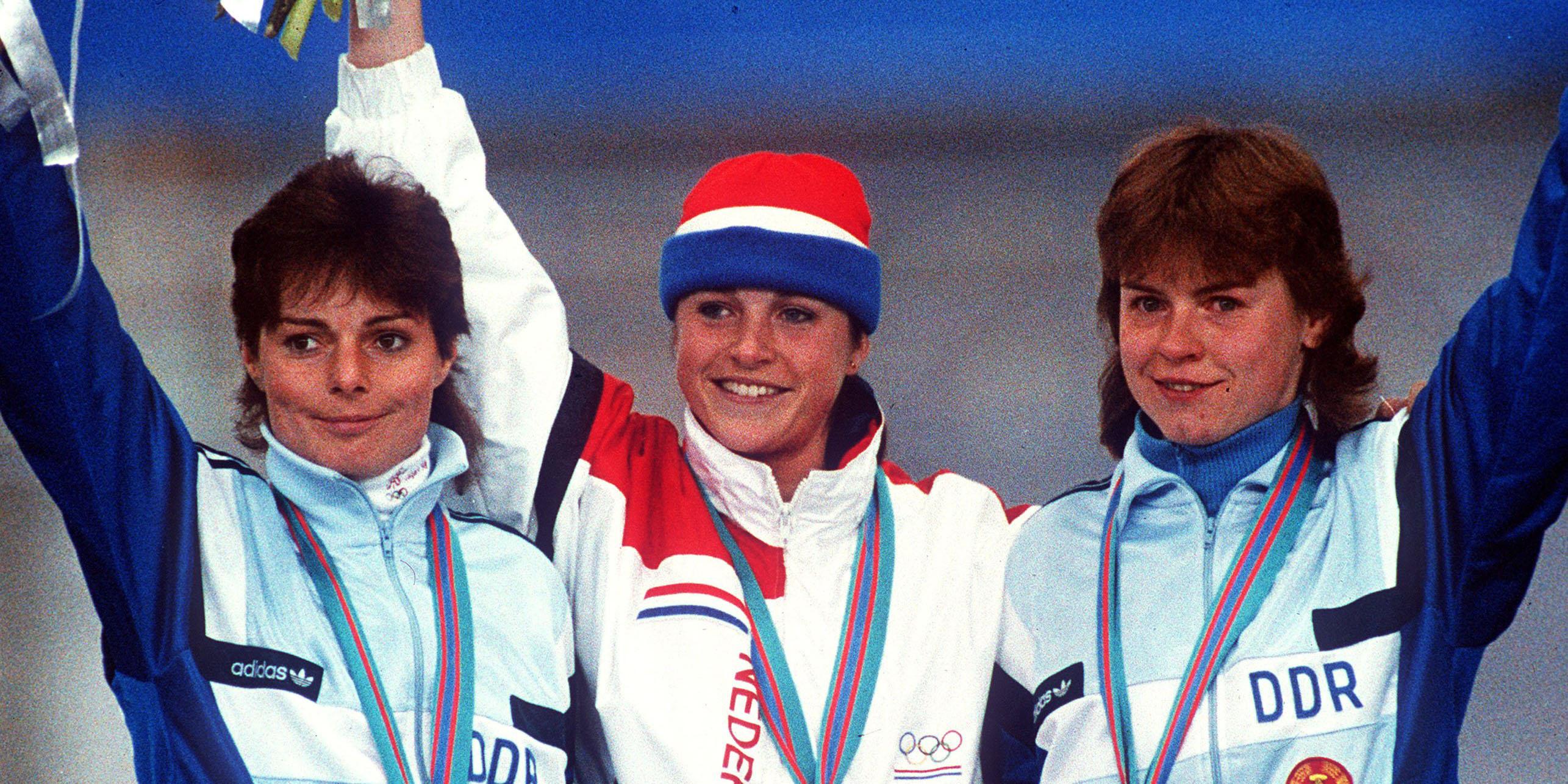 Olympische Winterspelen van Calgary 1988