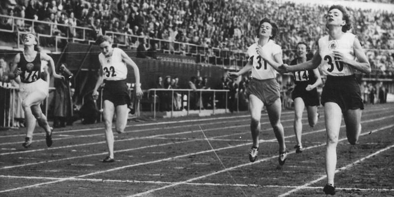 Olympische Spelen van Helsinki 1952