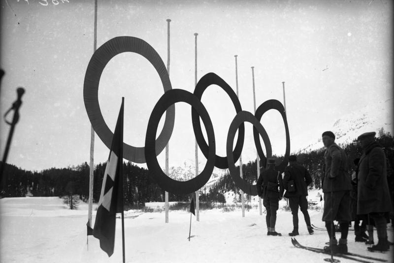 Olympische Winterspelen van St. Moritz 1928